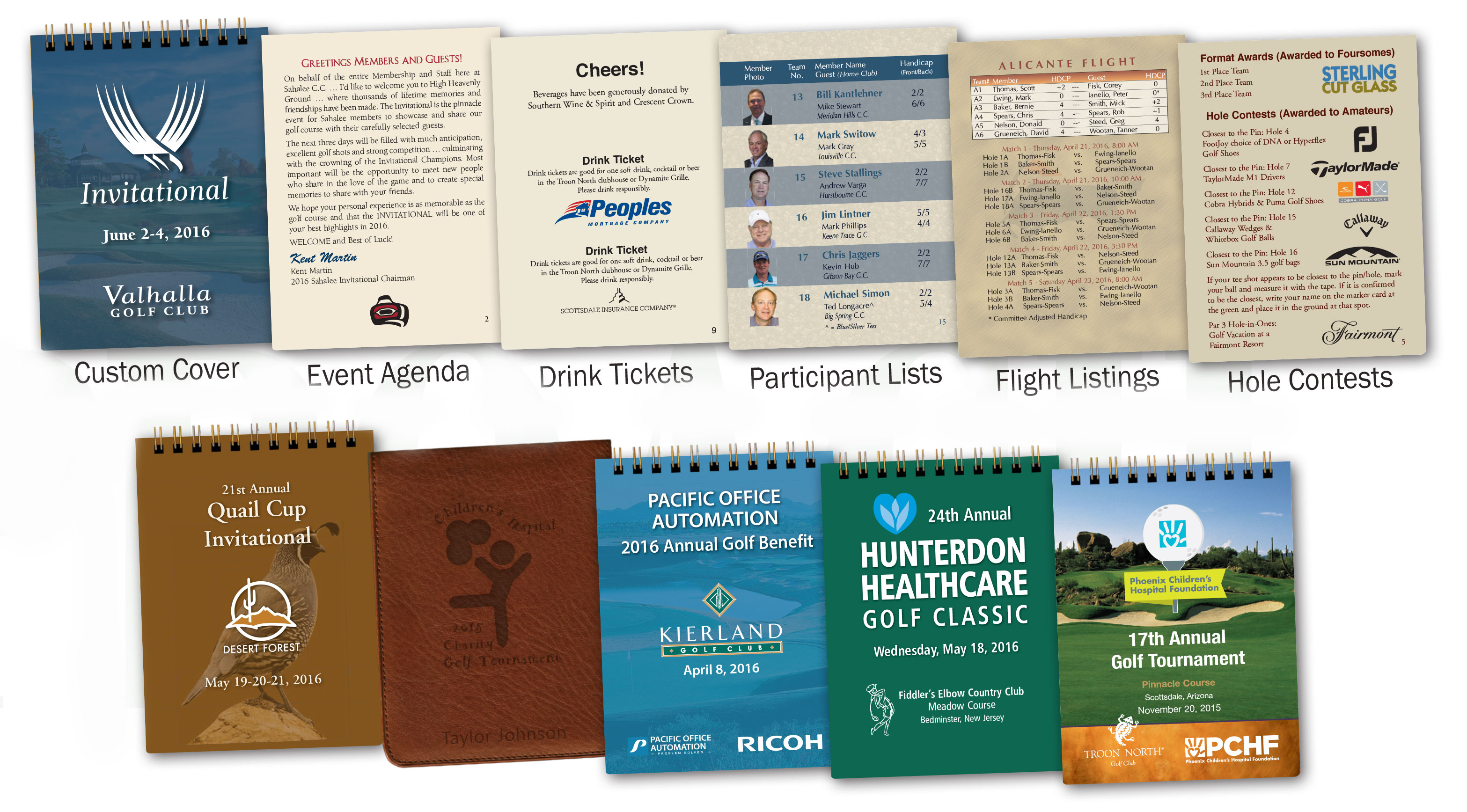 Best approach event books corporate outings charity fundraisers member events invitational tournaments stopboris Gallery